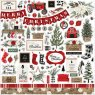 Stickers / Carta Bella / Farmhouse Christmas