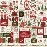 Stickers / Carta Bella / Hello Christmas