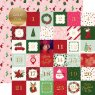 Scrapbooking Paper by Echo Park / Merry & Bright / Journaling Cards