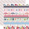 Scrapbooking Paper by Echo Park / I am Mom / Border Strip