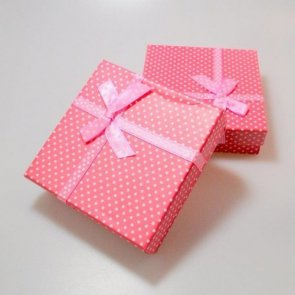 Gift Box / 2 pieces / Pink