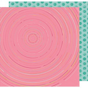 Scrapbooking Paper by American Crafts / Starshine / Phoenix