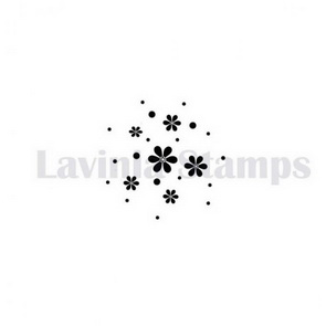 Silicone stamps by Lavinia / Miniature Flowers