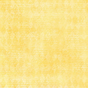 Scrapbookový papír 13 Arts / Color Basic / Yellow Amber - Yellow Sand