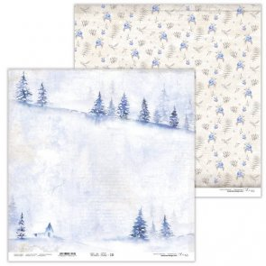 Scrapbooking Paper by Lexi Design / Winter Tales 10