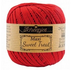 Maxi Sweet Treat 25 g / 115 Hot Red