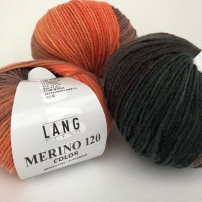 Merino 120 Color 50 g / no. 127