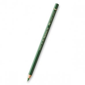 Pencil / Faber-Castell / Polychromos / 167 Permanent Green Olive