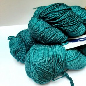 Malabrigo Sock 100 g / no. 412 Teal Feather