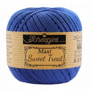 Maxi Sweet Treat / Scheepjes / 201 Electric Blue