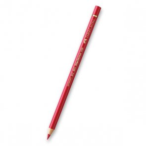 Pencil / Faber-Castell / Polychromos / 219 Deep Scralet Red
