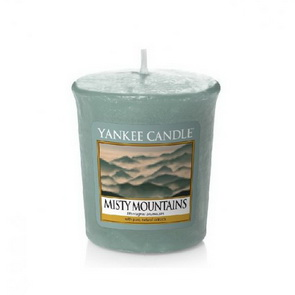 Votive Yankee Candle / Misty Mountains