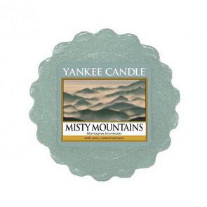Vosk Yankee Candle / Misty Mountains