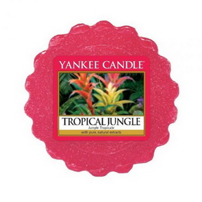 Vosk Yankee Candle / Tropical Jungle