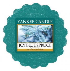 Vosk Yankee Candle / Icy Blue Spruce