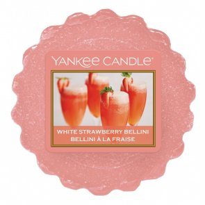 Vosk Yankee Candle / White Strawberry Bellini