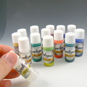 DyeOxide mini + Clear Sealant / set