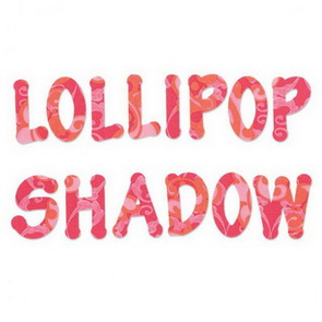 Cutting Dies Bigz Sizzix / Lollipop Shadow Capital Letters