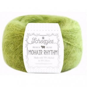 Mohair Rhythm 25 g / 672 Smooth