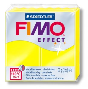 FIMO Effect Neon / Yellow (101)