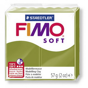 FIMO Soft / Olive Green (57)