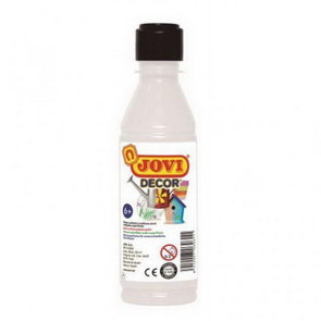 Acrylic Paint by JOVI / 250 ml / White