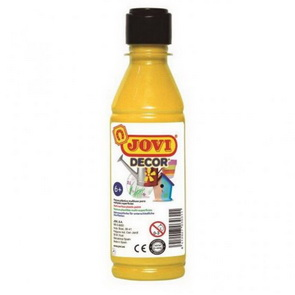 Acrylic Paint by JOVI / 250 ml / Yellow