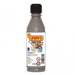 Acrylic Paint by JOVI / 250 ml / Silver