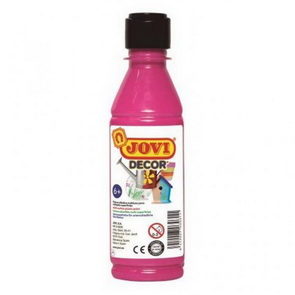 Acrylic Paint by JOVI / 250 ml / Pink