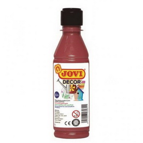 Acrylic Paint by JOVI / 250 ml / Brown