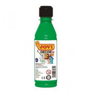 Acrylic Paint by JOVI / 250 ml /  Light Green