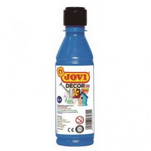 Acrylic Paint by JOVI / 250 ml / Light Blue