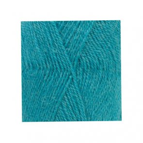 Drops Alpaca Uni Colour 50 g / 2918 Dark Turquoise