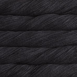 Malabrigo Mechita 100 g / no. 195 / Black