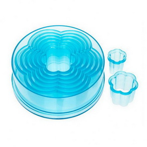 Cutter Set by Ateco / Polycarbonate / Flower