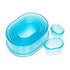 Cutter Set by Ateco / Polycarbonate / Oval