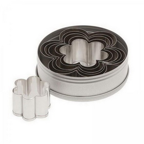 Clay Cutter Set by Ateco / Flower