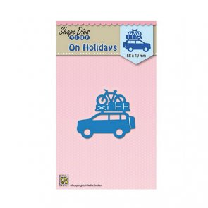 Metal Cutting Dies by Nellie´s / Holiday Car
