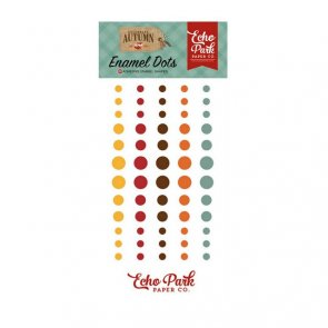 Enamel Dots by Echo Park / Celebrate Autumn