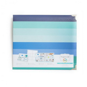 Scrapbooking album Becky Higgins / Baby Boy / 2. Quality