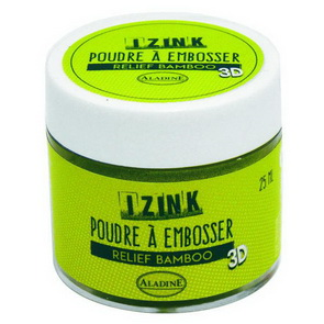 Embossing Powder by Aladine / Izink / Bamboo