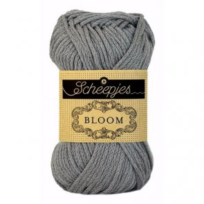 Scheepjes Bloom 50 g / 421 Grey Thistle