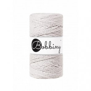 Macrame 3PLY Regular / Bobbiny / Moonlight