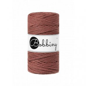 Macrame 3PLY Regular / Bobbiny / Sunset