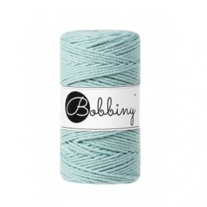 Bobbiny Macrame 3PLY Regular 3mm 400 g / Mint
