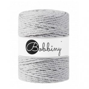 Macrame 3PLY XXL / Bobbiny / Grey Light