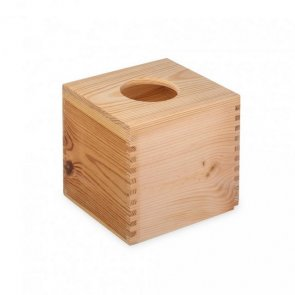 Wooden Tissues Box I.