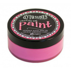 Dylusions Paint / Bubblegum Pink