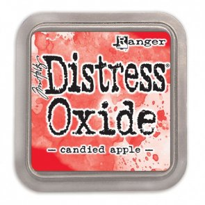 Ink Pad Distress Oxide / Candied Apple