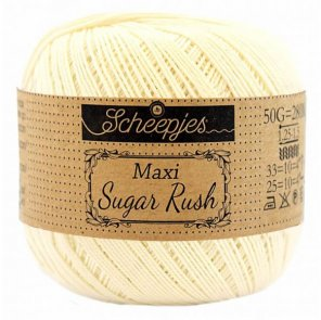 Maxi Sugar Rush 50 g / 101 Light Candle